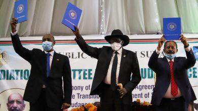 سلام السودان حملة السلاح السابقون كيفيةالمشاركة في السلطة والثروة