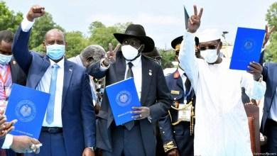 السودان :المانيا ترحب باتفاق السلام التاريخي