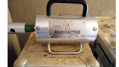تفاصيل القبض على لصوص سرقوا أجهزة مشعة خطرة