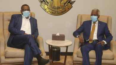 وفد إثيوبي رفيع في الخرطوم لمعالجة قضايا الحدود