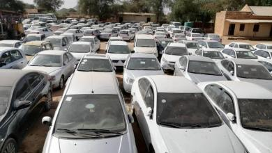 ضبط (500) مركبة مخالفة وعقاقير ومنشطات جنسية بغرب كردفان