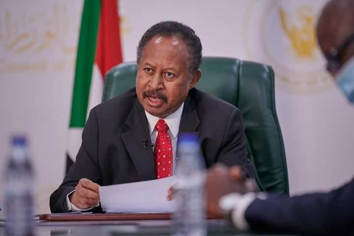 السودان:اول تعليق لحمدوك بعد انهيار مفاوضات سد النهضة