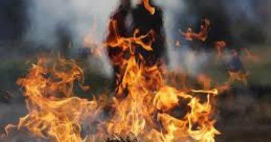 مصرع سمسار عربات حرقا بدلالة قندهار
