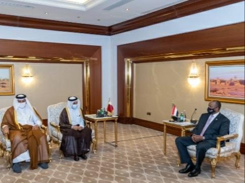 السودان.. تفاصيل لقاء مهم بين البرهان ورجال الأعمال القطريين بالدوحة