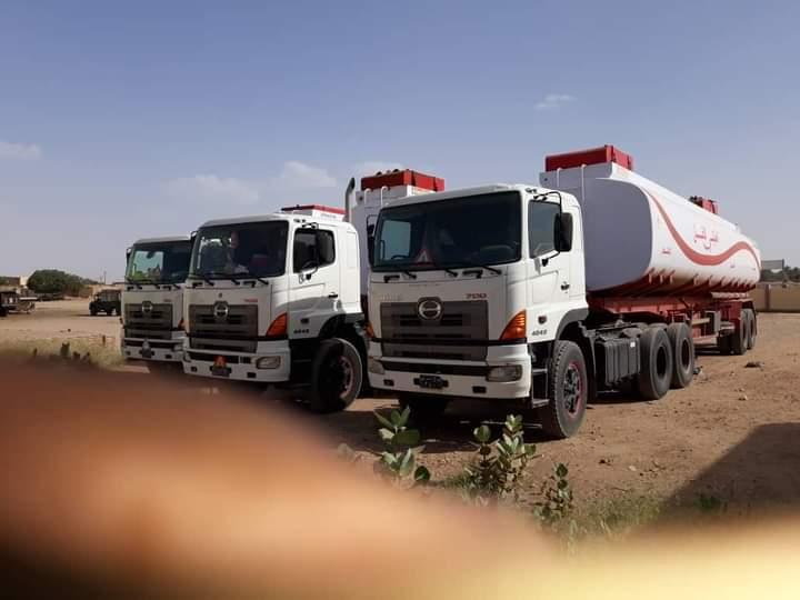 """السودان.. كمين أمني يسفر عن ضبط 4 تناكر وقود مهربة بـ""""نهر النيل"""""""