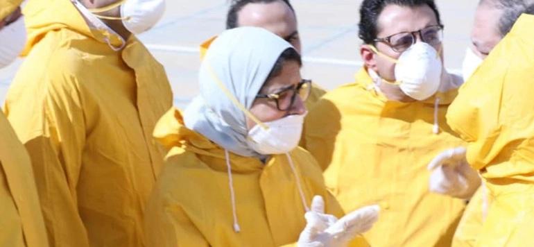 «الصين بريئة».. السلالة الأوروبية لكورونا المسؤولة عن الإصابات في مصر
