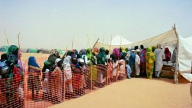 وصول 2000 لاجئ سوداني إلى تشادعقب المواجهات المسلحة في غرب دارفور