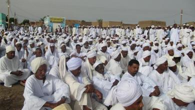 مظاهره في السودان.. هكذا كان العيد؟