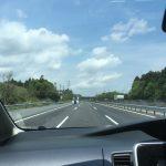 東名阪自動車道空いてます