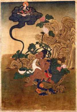 কুক্কুরী পা-র ছবি (আনুমানিক)