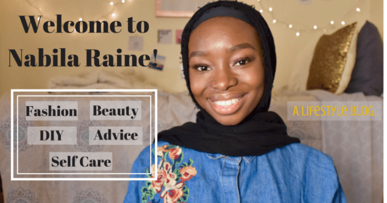 What is Nabila Raine & How Did it Get Started?