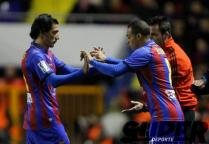 Levante -Malaga 1-2