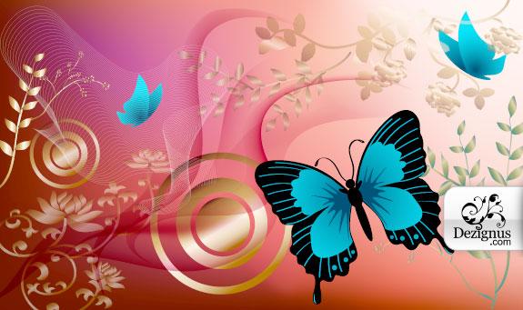 butterfly-illustration