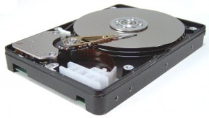 hard disk drive failure