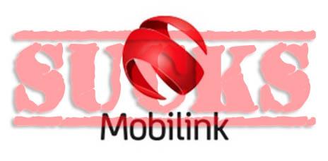 mobilink-sucks