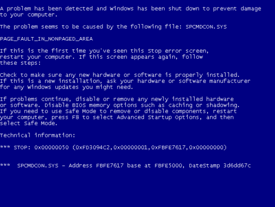 Windows_XP_BSOD