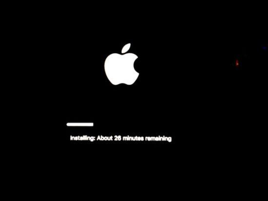 Re-install mac OS Sierra