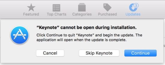 update iWork 9 for Free Pages Keynote numbers