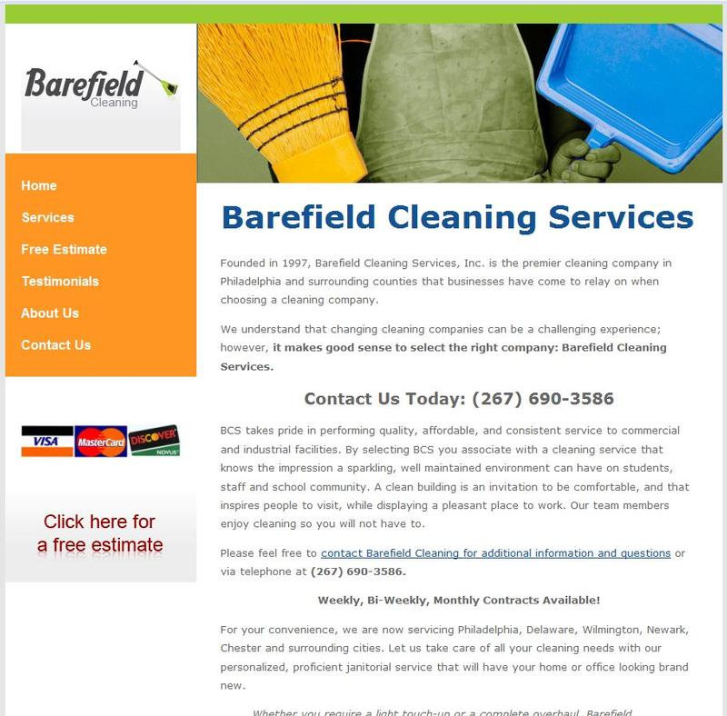 Barefield Cleaning Services
