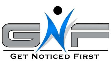 Get Noticed First Logo