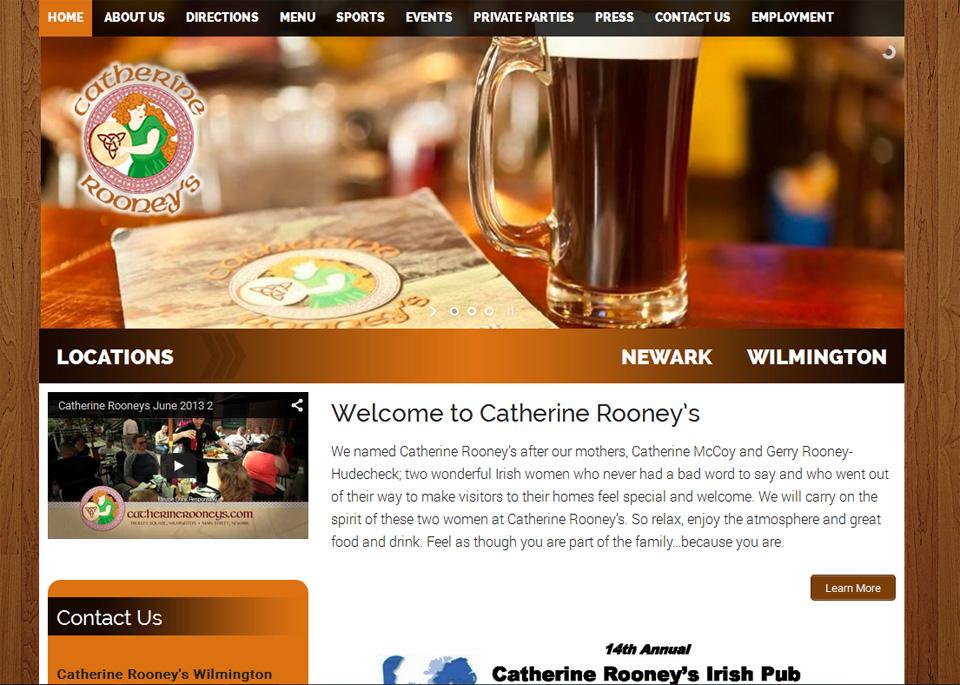 Catherine Rooneys