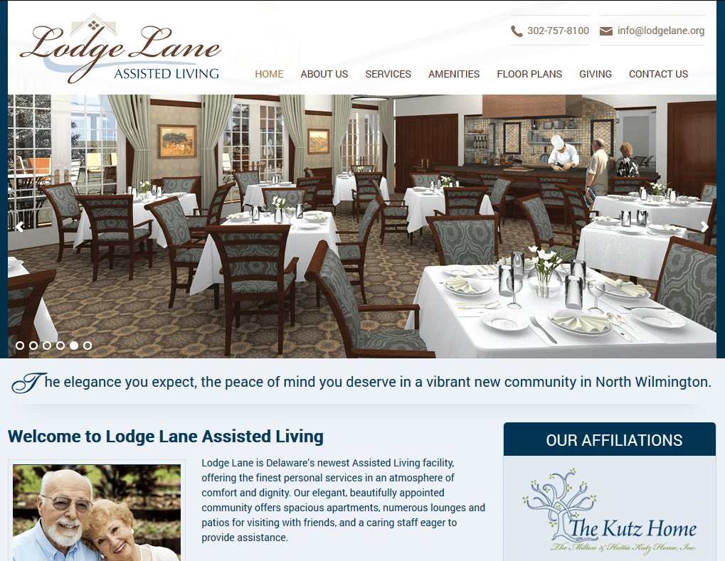 Lodge Lane Assisted Living