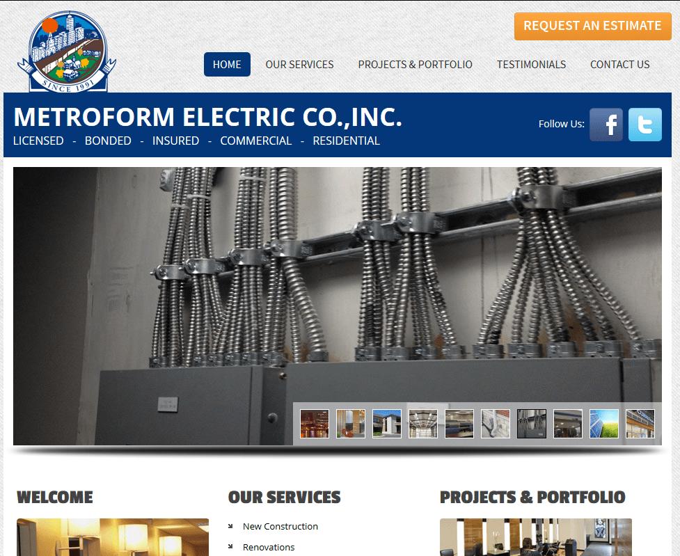 Metroform Electric