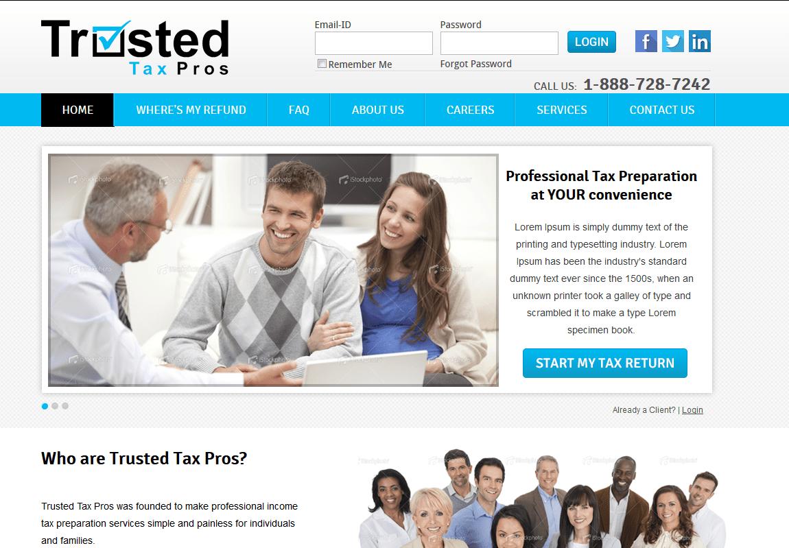 Trusted Tax Pros