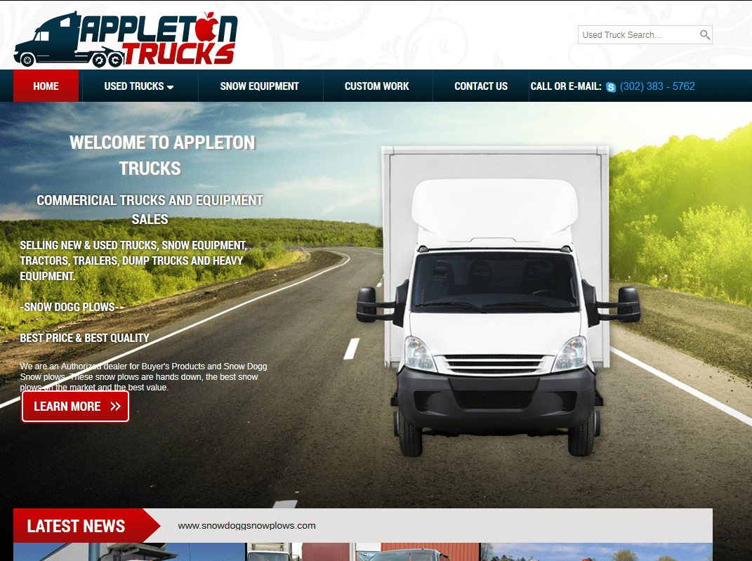 Appleton Trucks