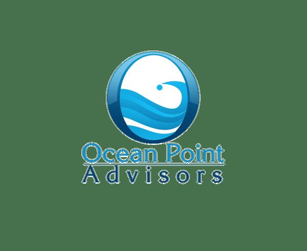 Logo Design: Ocean Point Advisors