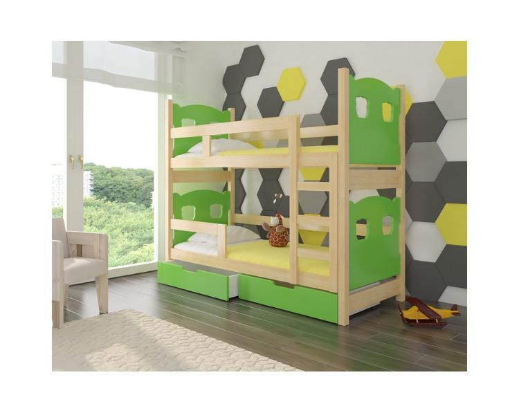 41b97b7221c4 MARABA detská posteľ ADRK - Nábytok Lagúna Štýl