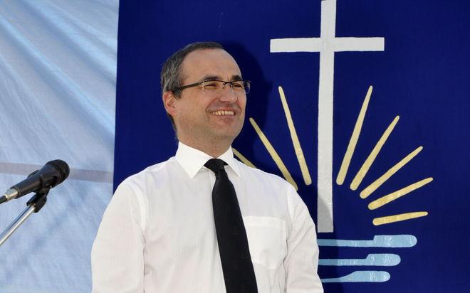 Jean-Luc Schneider Chief Apostle Schneider in Rwanda nactoday