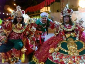 Rei Riva, Felipe e Rainha Elda