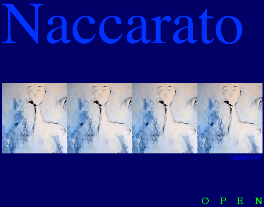 Naccarato.org Website,, Wayback Machine, Internet Archive, 2000