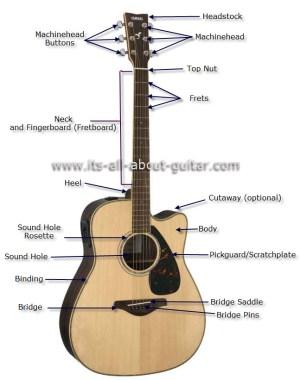 Guitar | La classe de Mr Naccarato 8e
