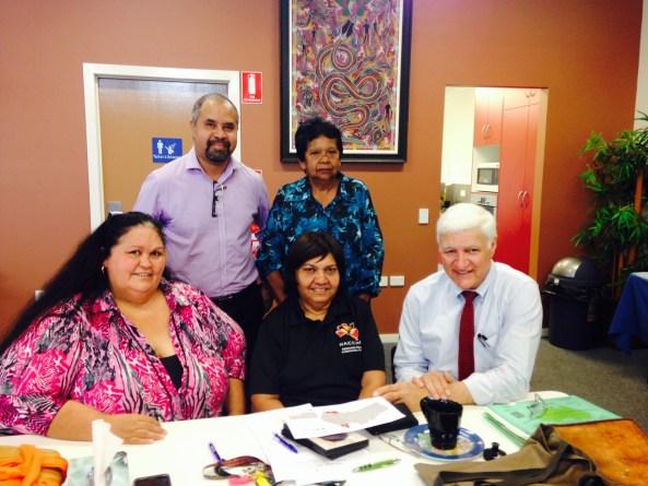 20150710 Bob and Billy Gordon in Mareeba