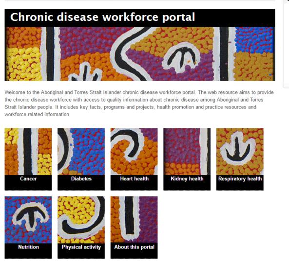 Chronic Disease Portal