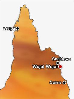 wujal-wujal-map