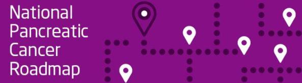 National Pancreatic Cancer Roadmap banner