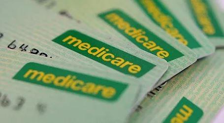 5 Medicare cards