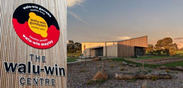 image of the Walu-win Centre in Orange NSW