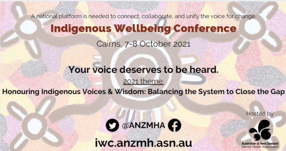 Indigenous Wellbeing Conference