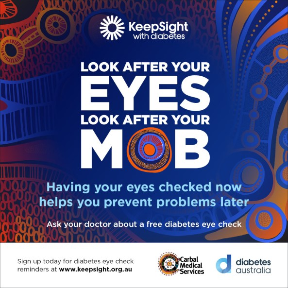 KeepSight - Look after your eyes, look after your mob image.