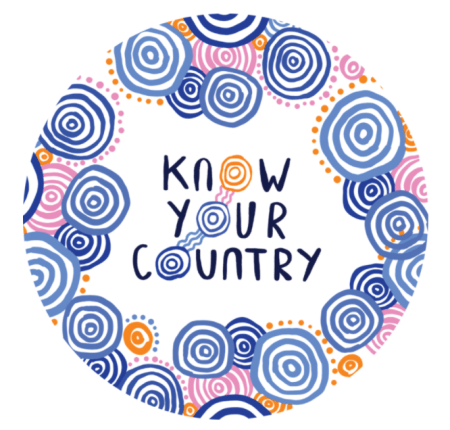 Know Your Country campaign logo.