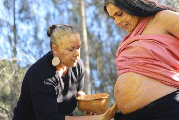 Birthing on Country. Image credit: www.southcoastregister.com.au.