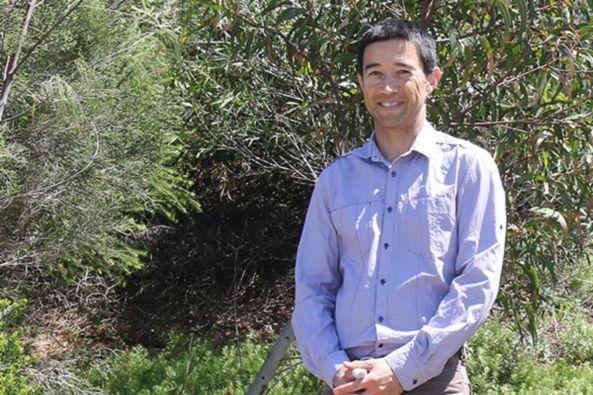 Dr Ivan Lin, The University of Western Australia.