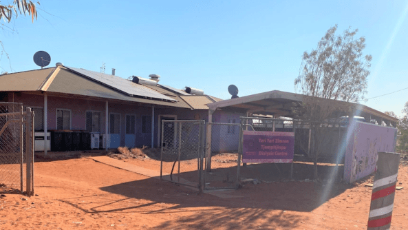 COVID-19 interstate and international border restrictions have impacted upon nurses coming to work in remote communities. Image credit: ABC News.