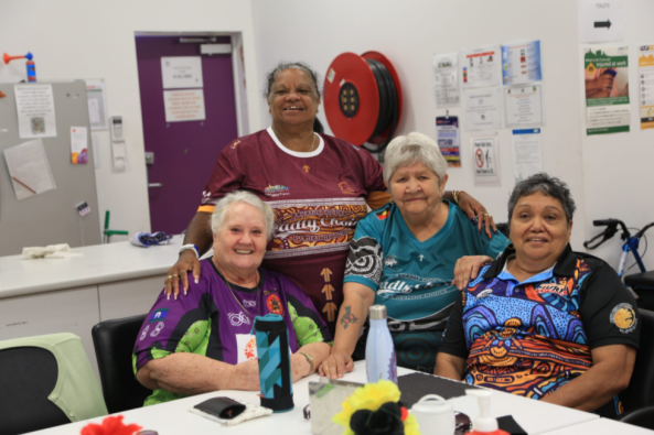IUIH's community controlled health organisations have stepped up to support South East Queensland's Aboriginal communities through the pandemic. Image credit: Croakey Health Media.
