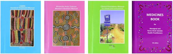 cover of each of 4 RPHCMs