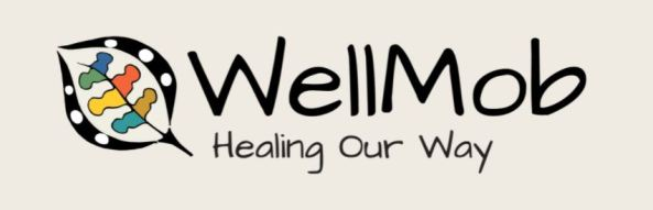 WellMob Health Our Way banner/logo